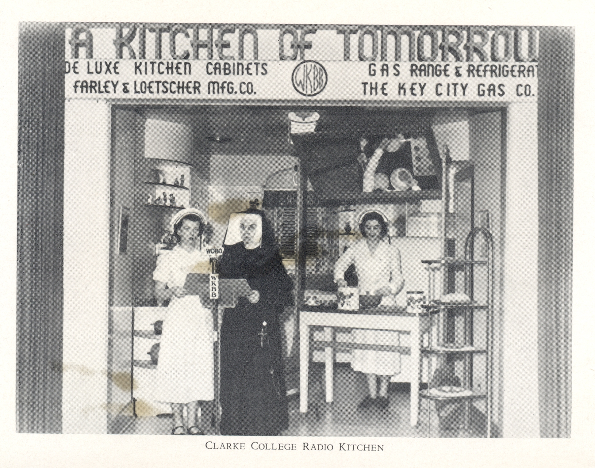 Kitchen of Tomorrow